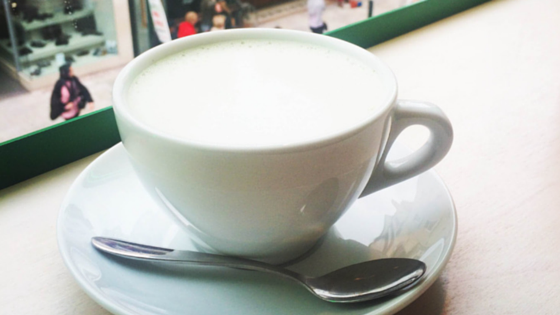 Matcha Green Tea Lattes in Dublin