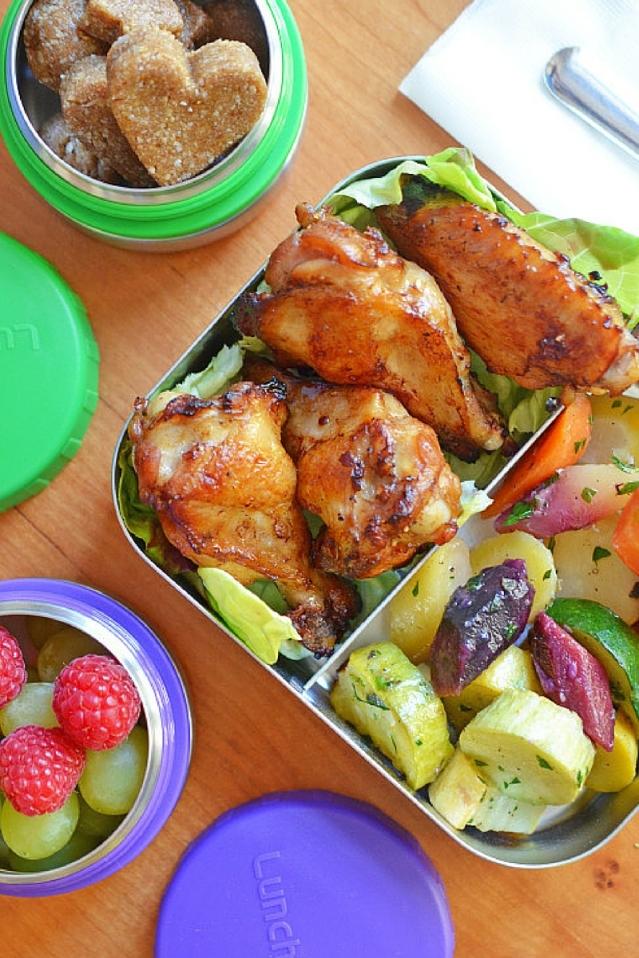 nom nom paleo lunch box