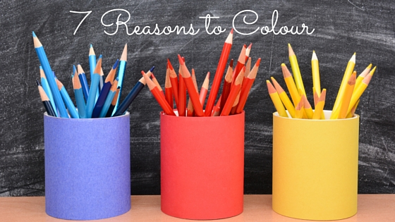 7 reasons to color
